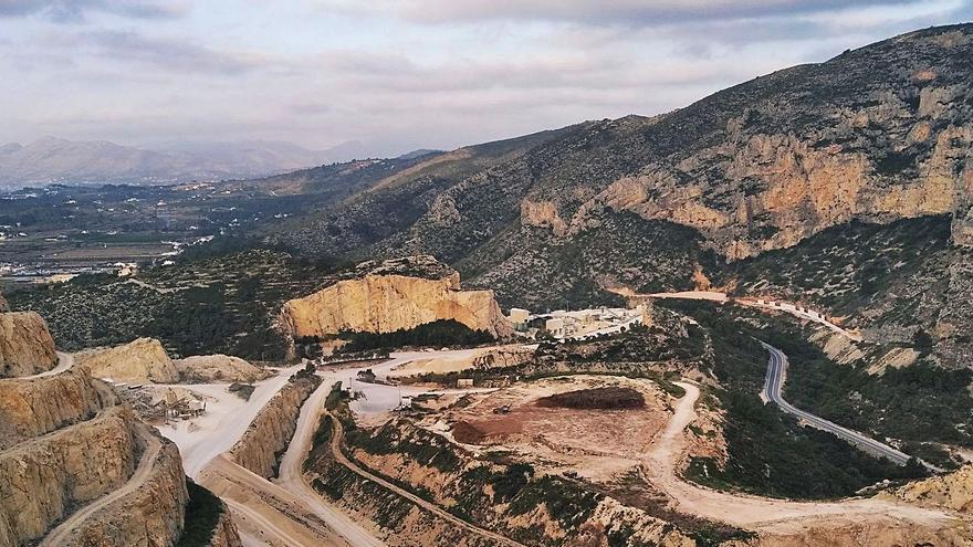 Teulada rechaza que se monten torres eólicas de 90 metros en la Serra Cel.letes