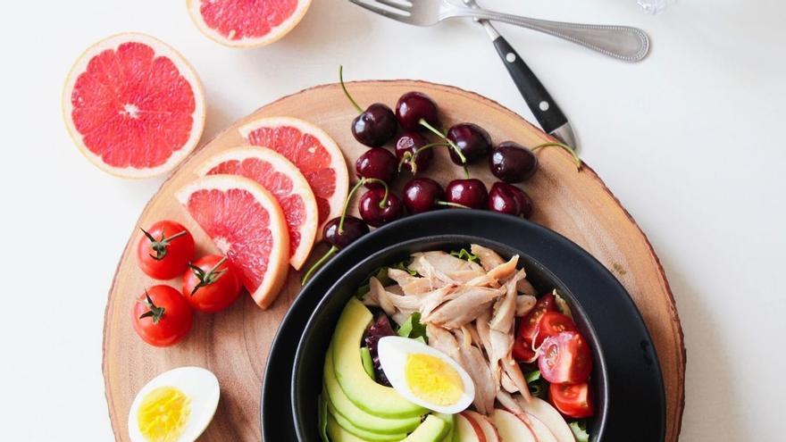 Así debes hacer la dieta para combatir el colesterol