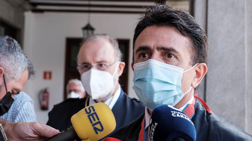 """Bragado afirma que es """"imprescindible"""" que se corrija la interinidad del CGPJ """"cuanto antes"""""""