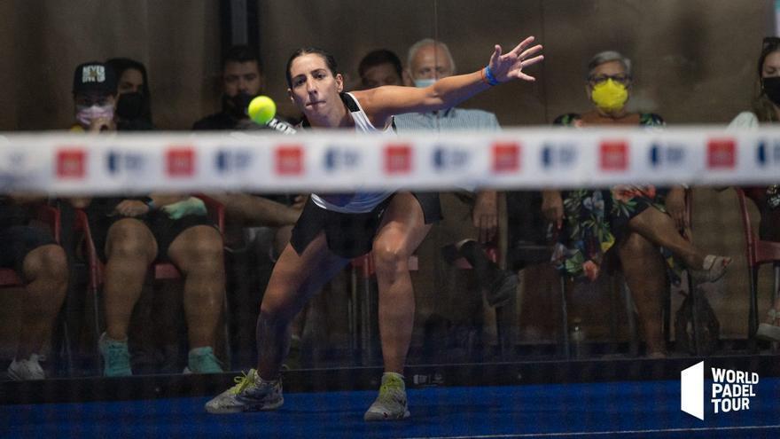 Paula Josemaría llega a las semifinales de Las Rozas sin pisar la pista