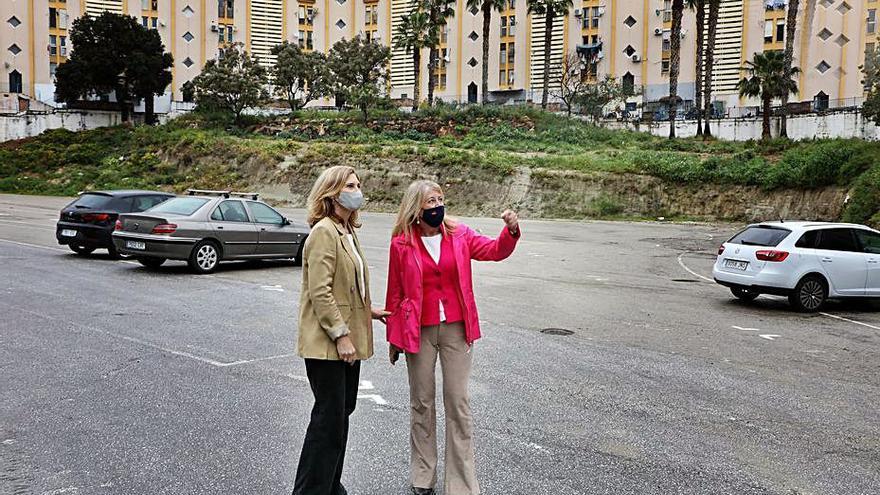 Ultiman un plan de regeneración urbana en Las Albarizas