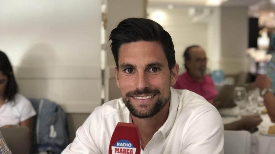 """Adrián: """"Al Málaga no le va a pasar algo trágico"""""""