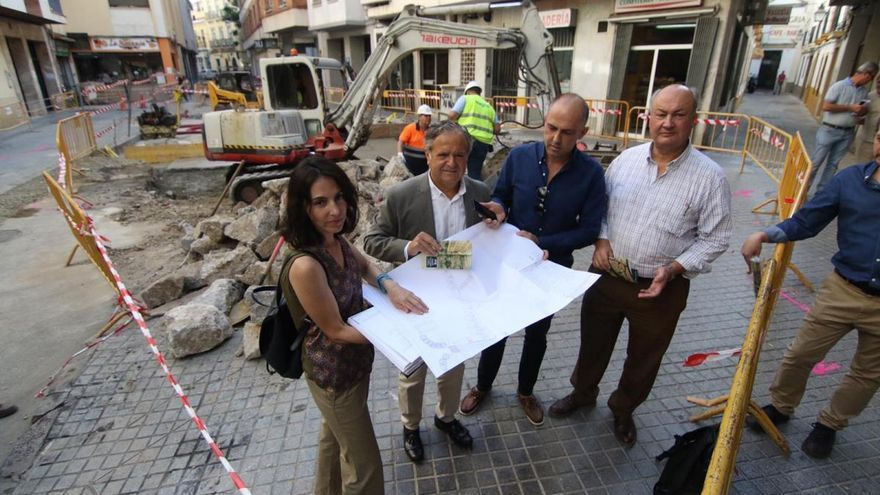 Urbanismo remodelará el eje de la plaza de Aladreros a Eduardo Dato