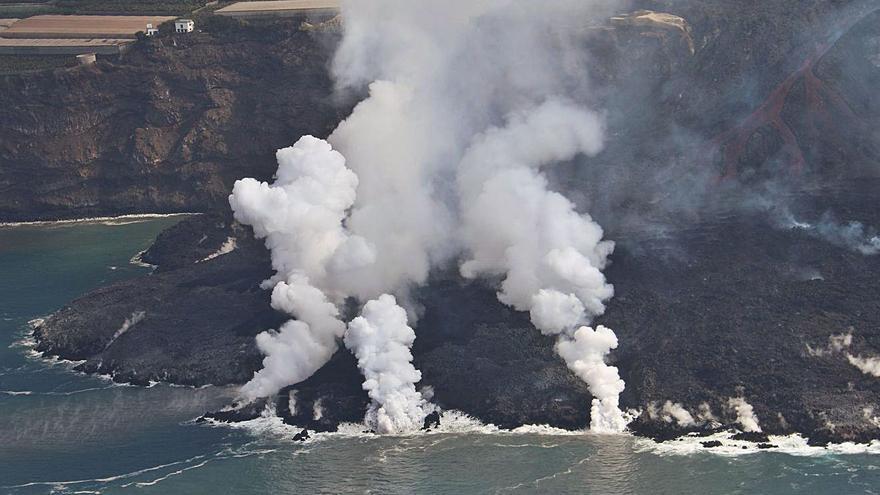 Una pluma magmática en el origen de las Islas Canarias