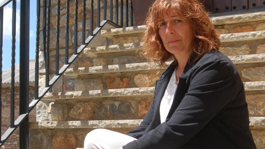 L'única alcaldessa cerdana s'imposa el repte d'atraure més famílies a Urús
