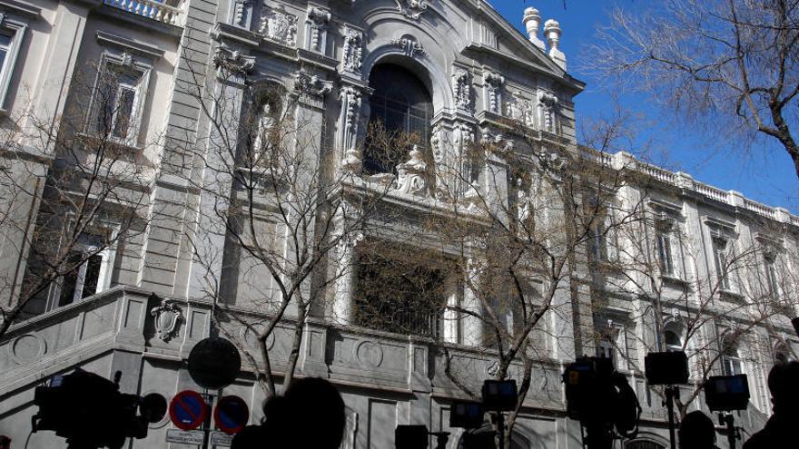 Les fiances del procés han deixat 7,8 MEUR als tribunals espanyols