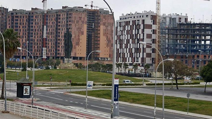 La venta de casas nuevas sube un 26% y sitúa a Málaga como tercer gran mercado nacional