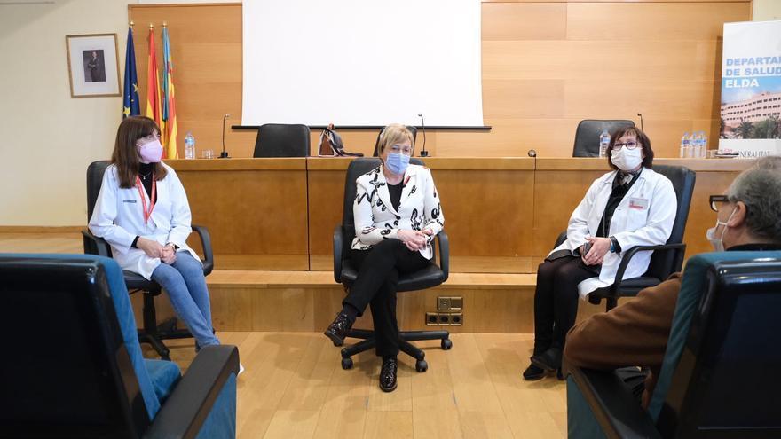 La ampliación del Hospital de Elda aumentará en 183 las camas de hospitalización