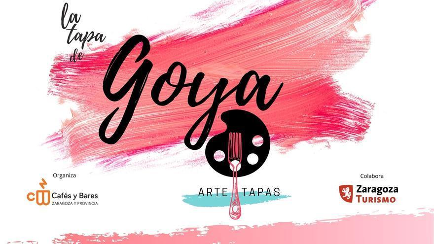 La Ruta de la Tapa de Goya, una propuesta con sabor para seguir la huella del pintor en Zaragoza