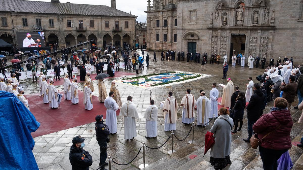 La Santa Sede prorroga el Xacobeo hasta finales de 2022