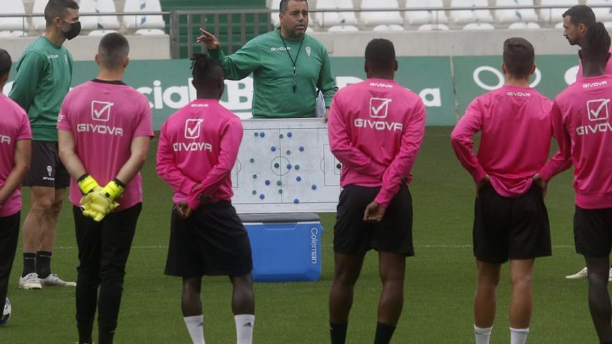 El Córdoba CF hace su última cuenta en La Línea