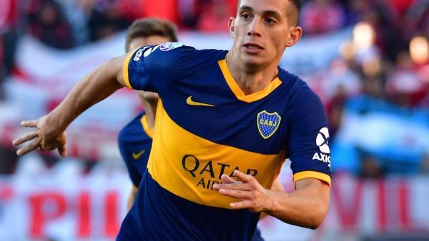 Iván Marcone, el «5» que quiere Almirón