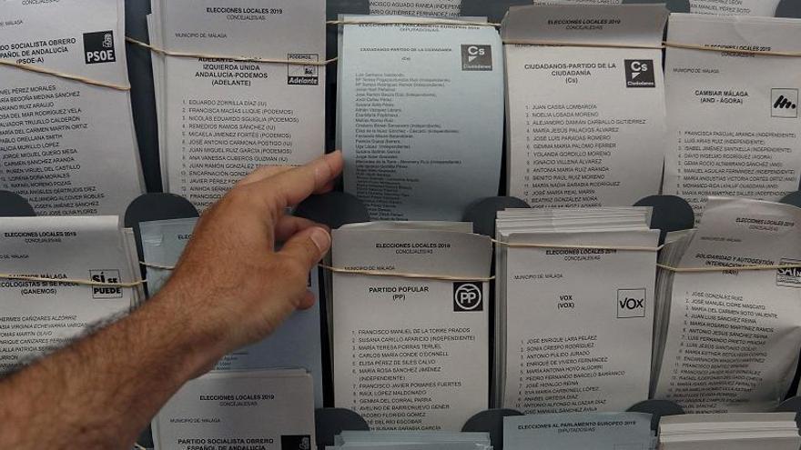 El PSOE gana las europeas en Málaga y se impone con claridad también en la capital