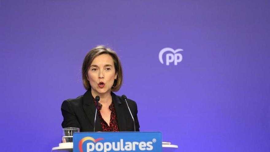 """El PP acusa a Sánchez de """"asediar"""" al Tribunal de Cuentas"""