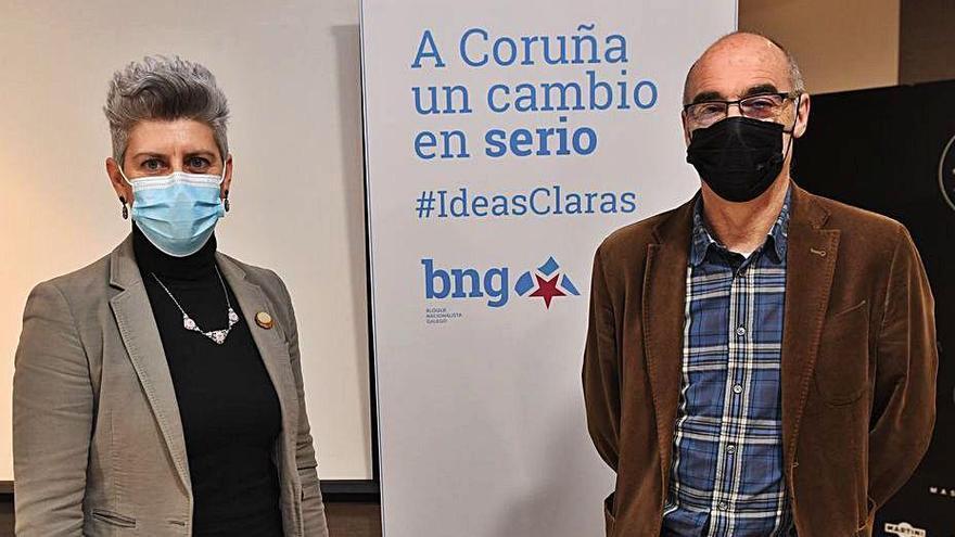 El BNG defenderá que la Xunta destine 20 millones a rediseñar el borde litoral