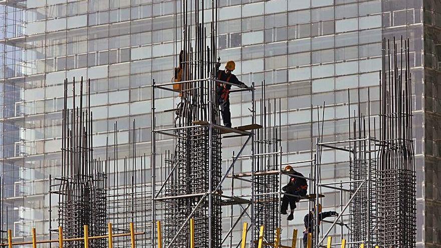 El PIB de la Xina creix el primer trimestre de l'any el 18,3% interanual