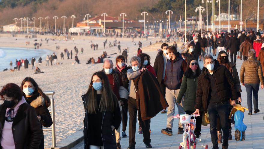 Galicia podría estar inmunizada a finales de año