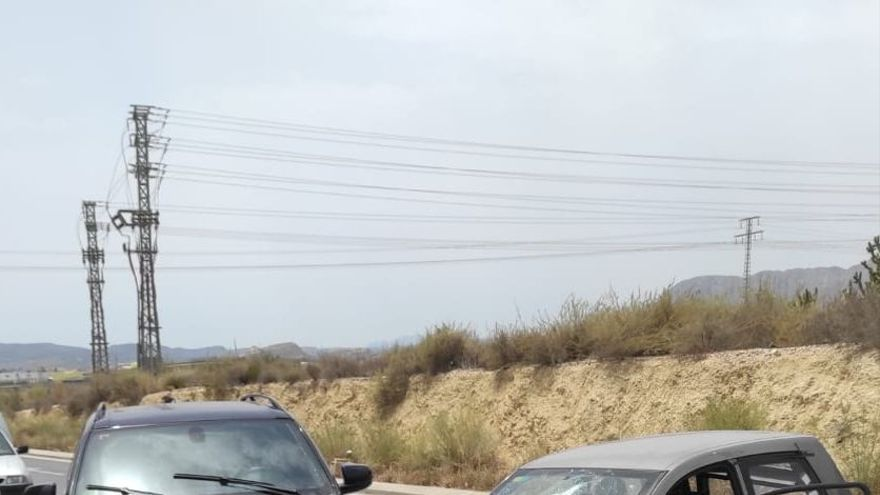 Herido grave un hombre de 45 años tras un accidente con su cuatrociclo en Alicante