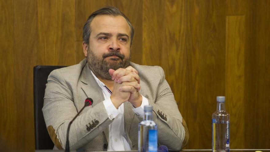 El alcalde contraataca con una querella contra Crespo por injurias y calumnias al intentar relacionarlo con la Operación Púnica