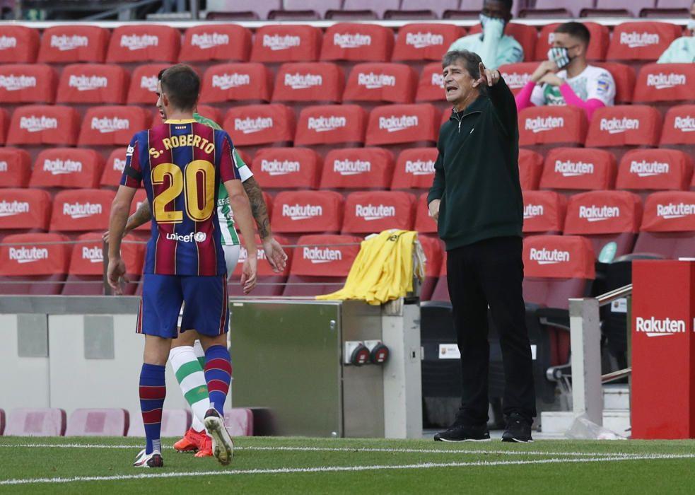 LaLiga Santander: Barcelona - Betis