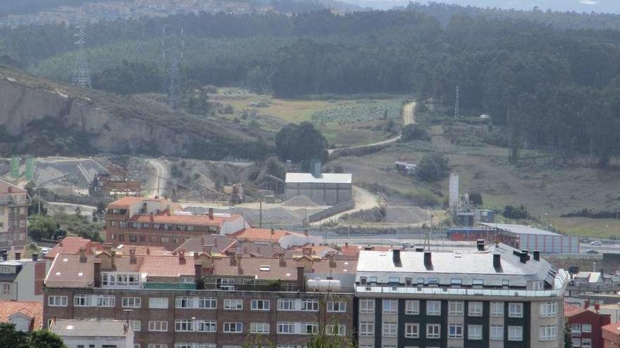 La Xunta exigirá un estudio ambiental más amplio a la planta de residuos de Arteixo