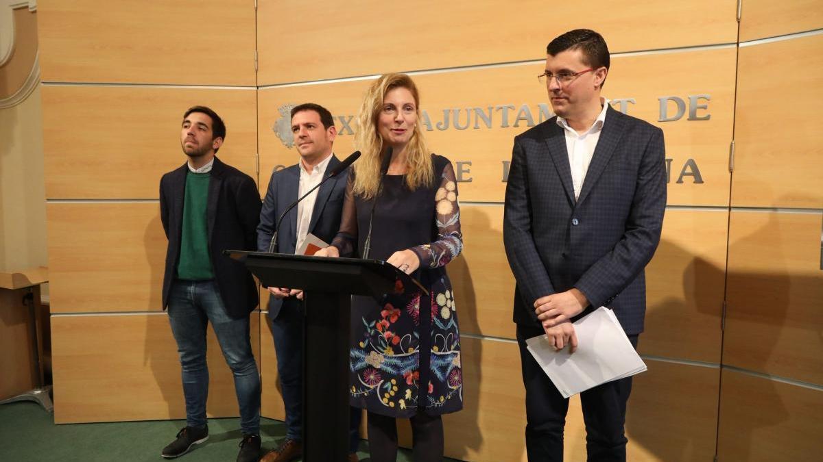 Representantes del Acord de Fadrell