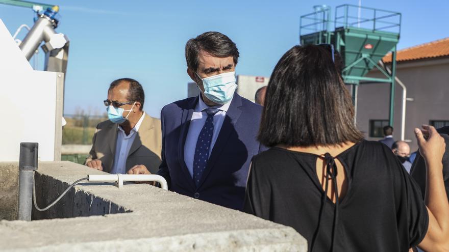 Quiñones viaja el lunes a Zamora para firmar el convenio de Rehabitare