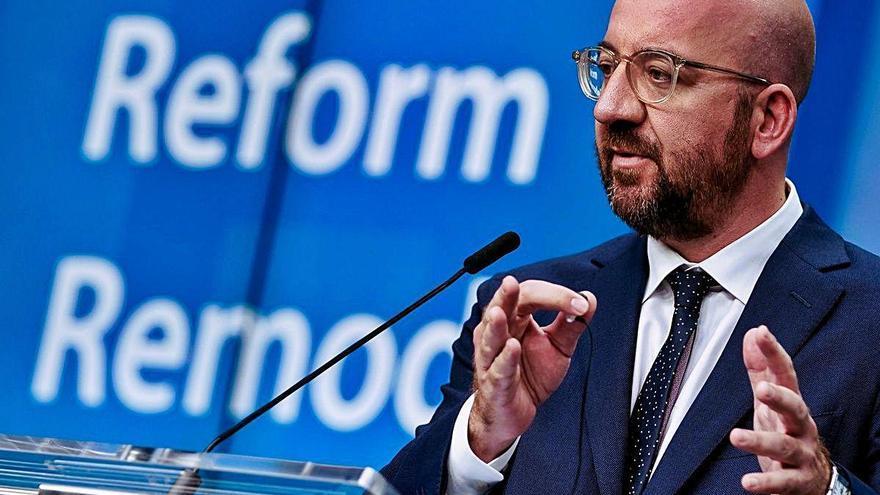 El Consell Europeu planteja més control del fons de recuperació