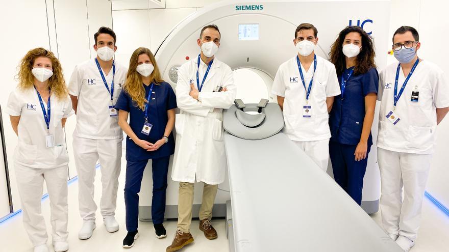El nuevo PET-TAC de HC Marbella detecta lesiones un 36% más pequeñas