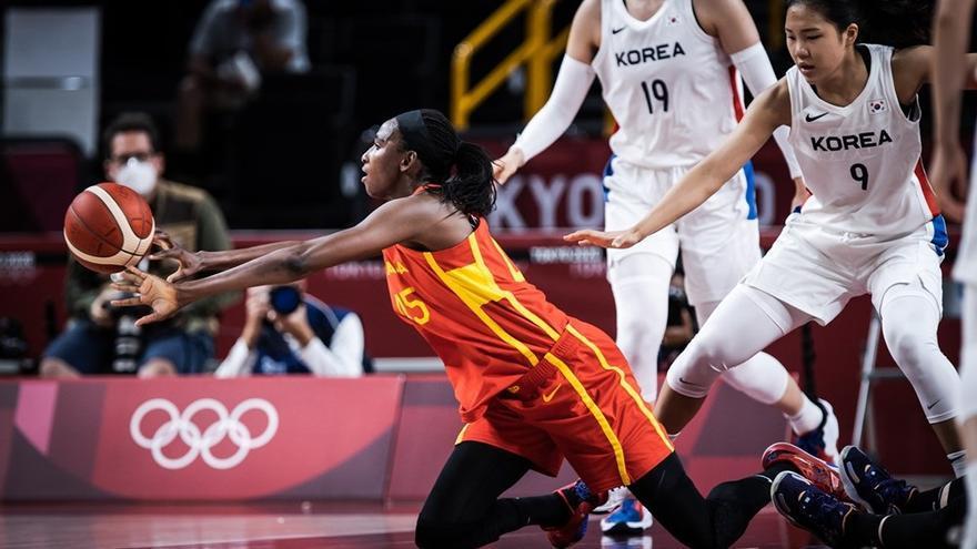 L'Espanya de Palau i Casas debuta amb una victòria davant Corea del Sud
