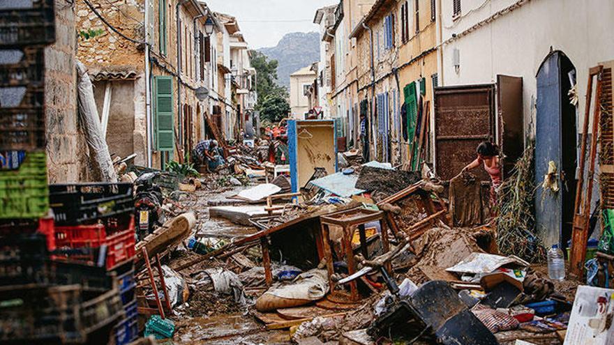 Flutkatastrophe: Je mehr Punkte, desto mehr Hilfe