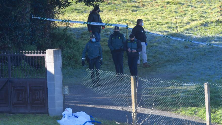 La mujer asesinada en Oza-Cesuras murió de un disparo en la cabeza