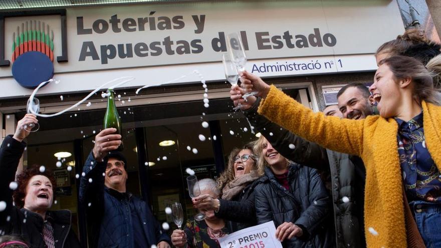 La Primitiva i l'Euromillones tornen la setmana vinent