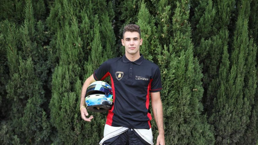 «Mai deixaré de lluitar per arribar a la Fórmula 1», assegura Guillem Pujeu