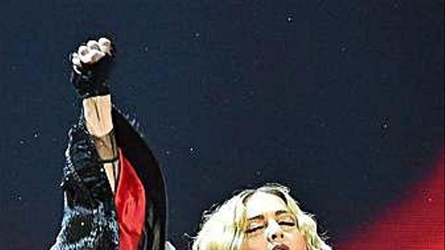 Madonna cancela el quinto de sus ocho conciertos previstos en Lisboa