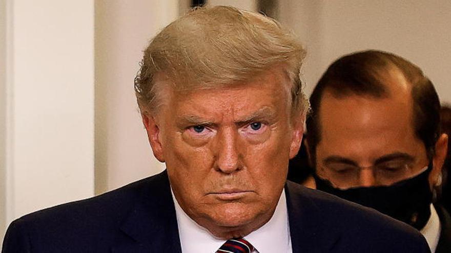 La Casa Blanca evita decir cuándo reconocerá Trump su derrota