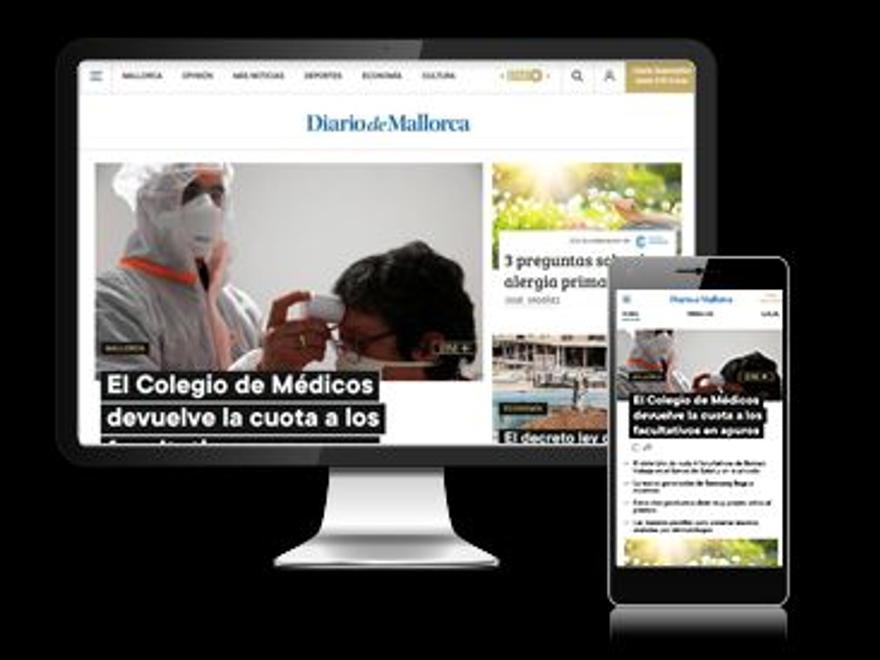 Accede a todo el contenido de Diario de Mallorca durante un mes por menos de 4 euros