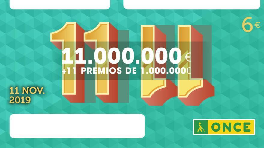 Once del Once: este es el número al que debes apostar según la estadística para llevarte once millones de euros en el sorteo de la ONCE