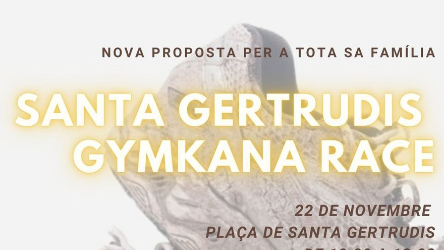 Santa Gertrudis Gymkana Race