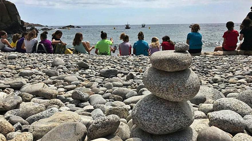Més de 280 infants i joves de Puig-reig assisteixen a les activitats d'estiu de l'Esplai CquiE