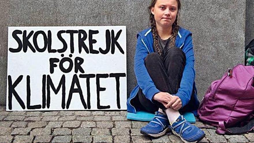 El mensaje incómodo de Greta Thunberg