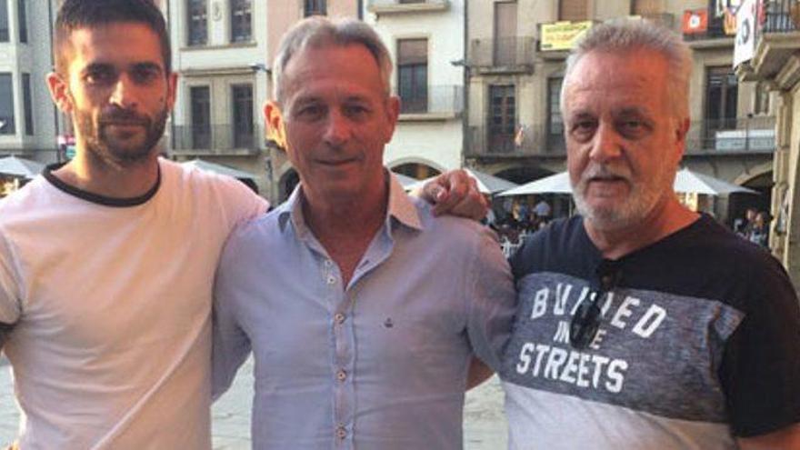 L'ultradretà Josep Anglada crea una delegació del seu partit a la ciutat de Berga