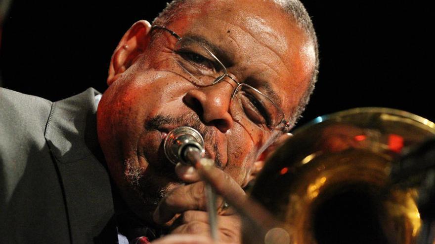 Fred Wesley, trombonista estadounidense, llega al Teatro en marzo