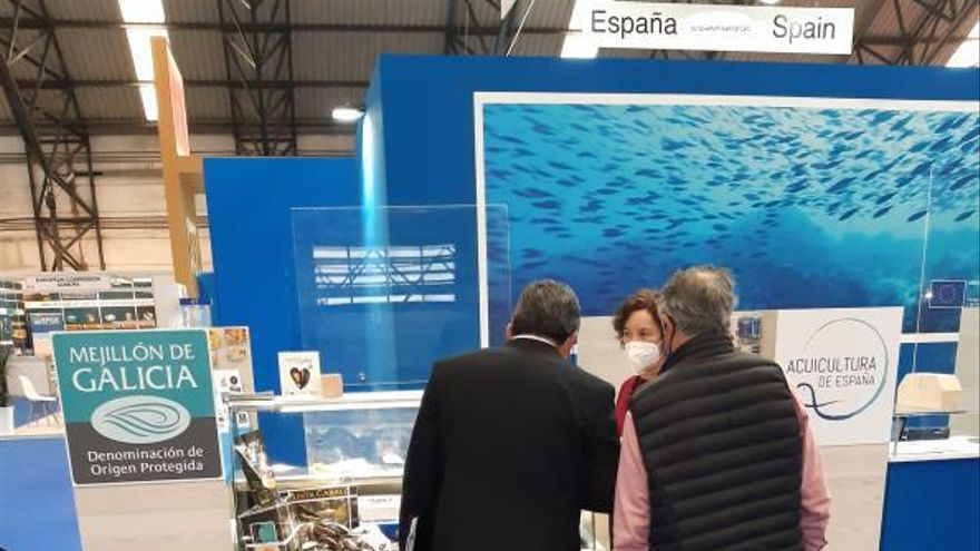 Mexillón de Galicia se presenta como producto selecto en Madrid