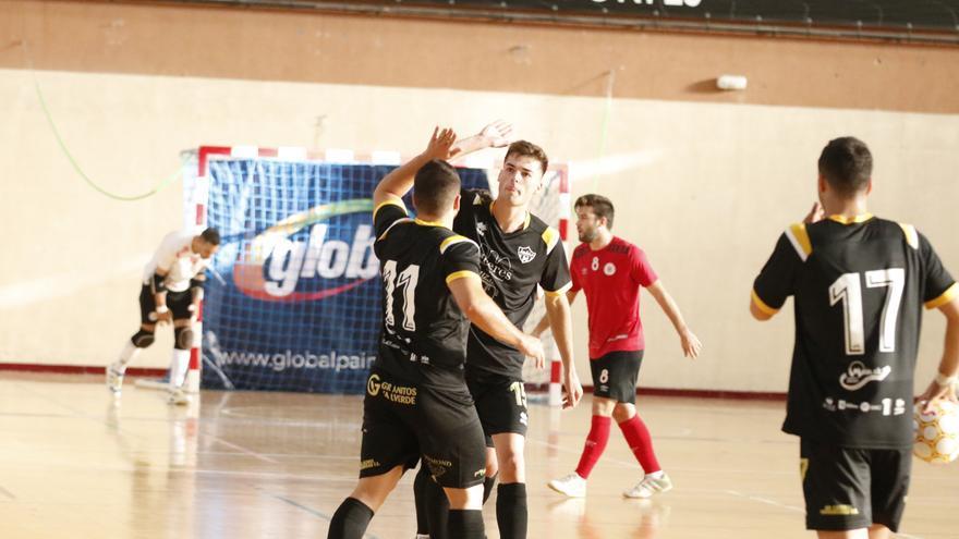 El Cáceres Universidad recibe este martes al Talavera en la Copa del Rey