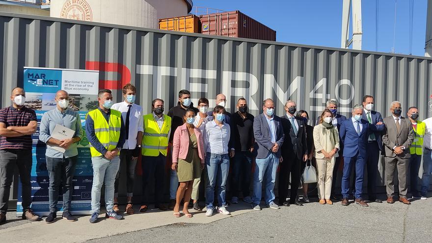 Puerto, UVigo y Transglobal imparten un curso especializado en logística de contenedores