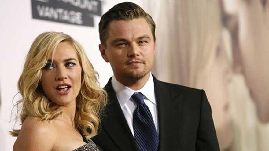 Kate Winslet y Leonardo DiCaprio, su acto más altruista contra el cáncer