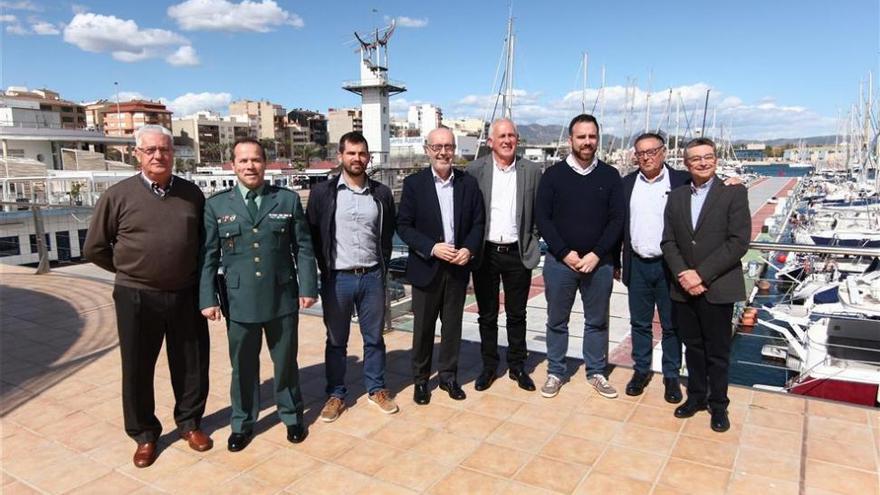 El RCN Castellón se prepara para el Trofeo Magdalena de crucero y vela infantil