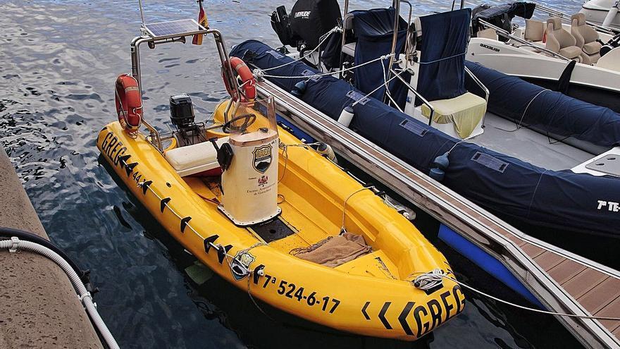 Garachico reivindica desde 2016 el puesto de salvamento marítimo