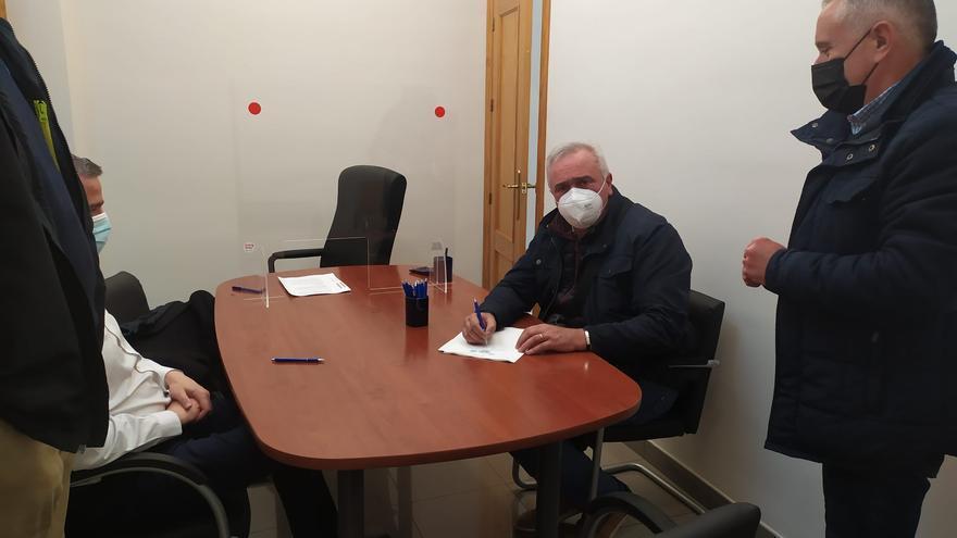 Un acuerdo con el ICO en Moratalla paraliza la ejecución del Polígono 'Los Alderetes'